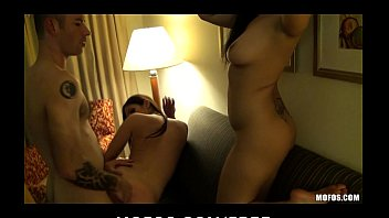 Three Young Slu ts Strip Down And Start Huge O nd Start Huge Orgy At A House Party