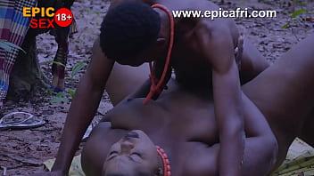 The King Must hear this - Queen Caught Enjoying Big Black Dick