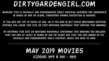 مايو 2019 التحديثات في Dirtygardengirl - تدمير المدقع الشرج والهبوط