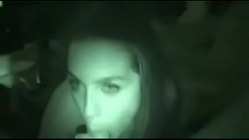 1989386 gf gives amazing blowjob handjob at night cumshot in mouth