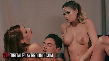 (Jessa Rhodes, Madison Ivy, Ryan Driller) - They Come In Peace Scene 4 - Digital Playground