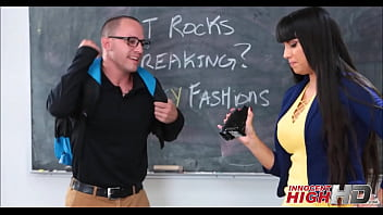 Hot Teacher Fuc ks Nerdy Male Student tudent