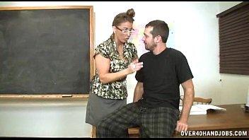 Forced handjob in the classroom Thumb10