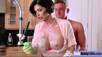 (shay fox) superb mature lady with big melon juggs love intercorse clip-19