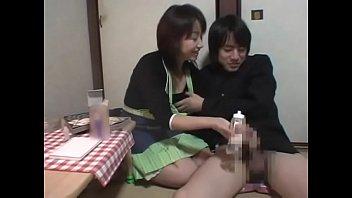 Japanese Handjob Punishment   Manabu Kubota (Midori Yokoyama) Disciplined for Shoplifting - XVIDEOS.COM