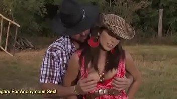 Country Girl Alice Romain Saves A Horse & Rides A Cowboy