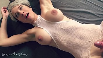 Blonde Escort Fucks Without A Condom With A Spaniard