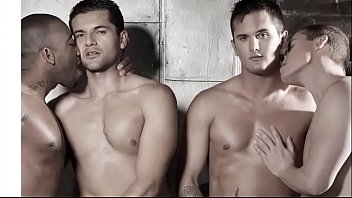 Latino Twins Jerk Off Together