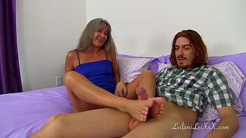 Surprise Foot Job TRAILER