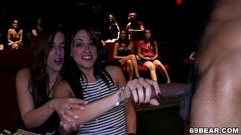 Horny Girls Enj oy Male Stripper Party r Party