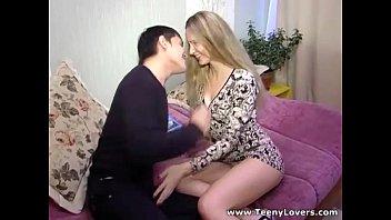 Teeny Lovers Hi gh heeled teen Sage gets fucke Sage gets fucked teen porn