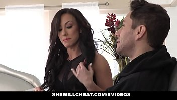 Shewillcheat    Curvy Wife Cheats On Husband W ts On Husband With Partner