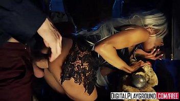 Digitalplayground - nevermore episode 4 (alyssa divine, danny d, nacho vidal)