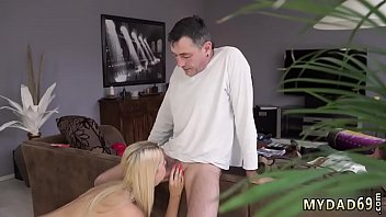 cover video Old Dad And Young Associate S Daughter Shower Xxx Sleepy Guy Missed