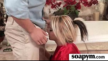 Sisters Friend Gives Him a Soapy Massage 7