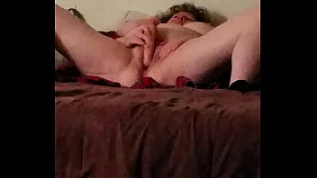 Wife and 10 inch vibrator