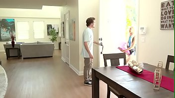 Sisters best friend takes a visits and fucks (Elsa Jean)