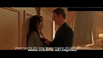Angelina Jolie Deleted Ass Sex Scene