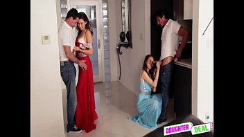 StepDad Taboo Roleplaying With Fascinating Daughter