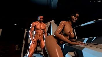 Lara Croft 3D Full HD-SMPlace.com