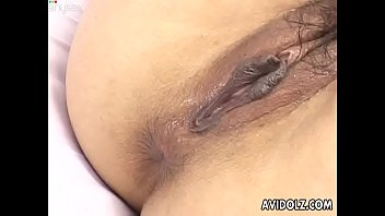 HOT TEMPERED JAPANESE RIM HIMENO GETS HER TIGHT PUSSY RIPPED