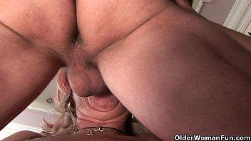 thumb Granny Gets A Facial
