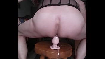 anal dildo fuck