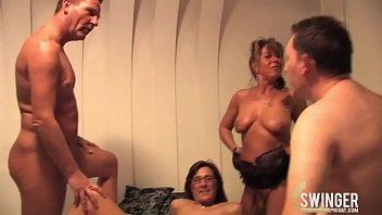 Groupsex in German homes part 2