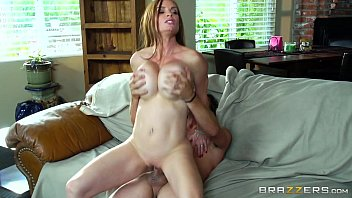 Brazzers - diamond foxxx - mommy got boobs cum