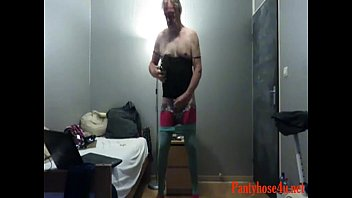 Pantyhose Free Solo Man Porn Video c7-Pantyhose4u.net