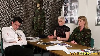 cover video Slutty Military Recruiters At Work