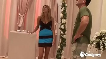Bridesmaid Cindy Hope Fucks Her Friend's Fiance