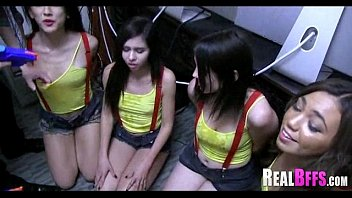 Real college friends orgy 087