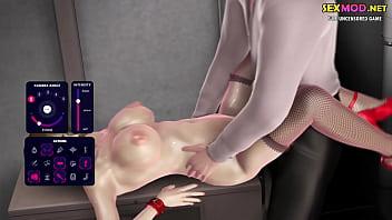 3D Anime Compile Cartoon Gameplay Bitch and Ryu Hayabusa Gangbang and Gameplay-FX