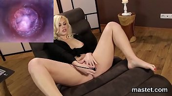 Horny czech sweetie spreads her pink vagina to the peculiar