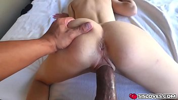 Sweet Lily Jord an craving for that meaty hard that meaty hard