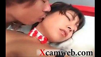 A Beautiful Japanese with gorgeous Tits. - xcamweb.com