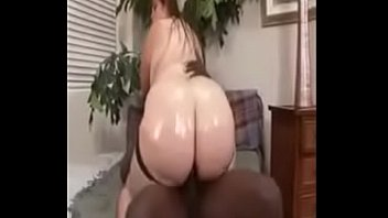BBW with huge ass gets her pussy tasted and fucked by BBC