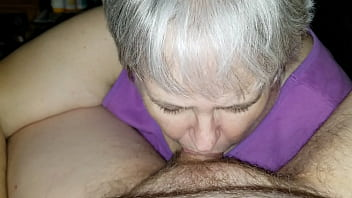 Wife blows me