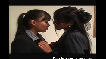 cover video Mika Tan And Avena Lee Office Lesbians In Heat