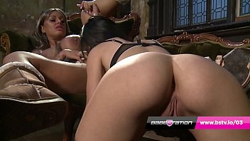 UK lesbian pornstars Jess West &amp_ Kerry Louise