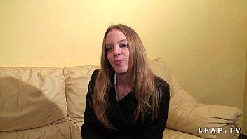 Petite francaise grave sodomisee pour son casting porno amateur  #1166705