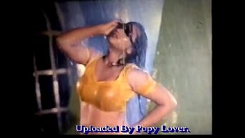 cover video Actress Popy Ass And Navel Show In Bangla Movie Hot Rain Song