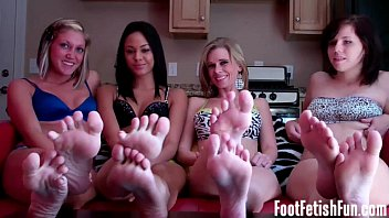 My ebony feet are fit to be worshiped