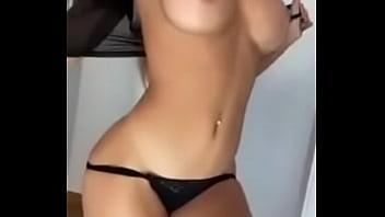 Colombian fitness body