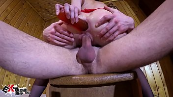 Streaming Video Hot Girl Deep Blowjob and Hardcore Fuck All Holes - Creampie - XLXX.video