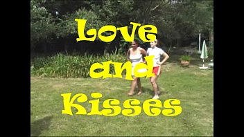 Love and kisses black and white lesbian hd