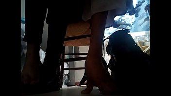 D&eacute_gustation de mes pieds &amp_ de kiwi.