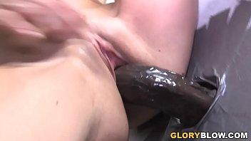 Vanessa Naughty  Looses Her Gloryhole Virginit ryhole Virginity With A Bbc