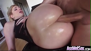 Hard Deep Anal Sex Tape With Big Butt Sexy Horny Girl (Dahlia Sky) video-14